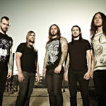 AS I LAY DYING, ERRA und BLEED FROM WITHIN